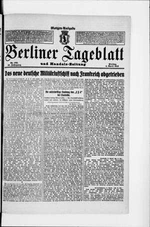 Berliner Tageblatt und Handels-Zeitung vom 04.04.1913
