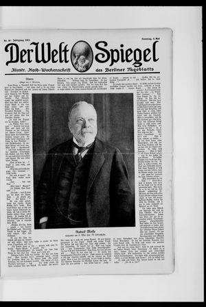 Berliner Tageblatt und Handels-Zeitung vom 04.05.1913