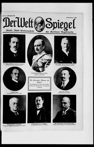Berliner Tageblatt und Handels-Zeitung vom 07.05.1914