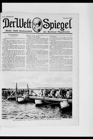 Berliner Tageblatt und Handels-Zeitung vom 28.03.1915