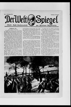 Berliner Tageblatt und Handels-Zeitung vom 30.01.1916