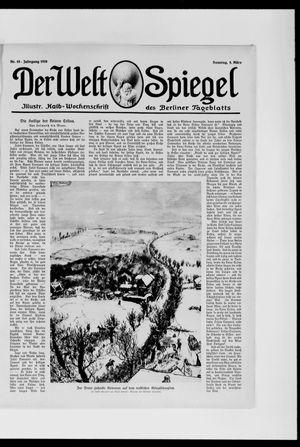 Berliner Tageblatt und Handels-Zeitung vom 05.03.1916