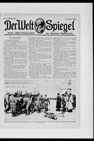 Berliner Tageblatt und Handels-Zeitung vom 09.03.1916