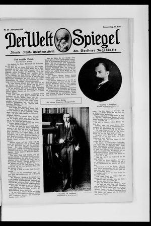 Berliner Tageblatt und Handels-Zeitung vom 30.03.1916