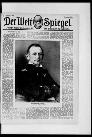 Berliner Tageblatt und Handels-Zeitung vom 03.03.1918