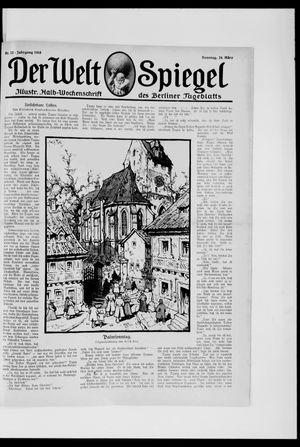 Berliner Tageblatt und Handels-Zeitung vom 24.03.1918