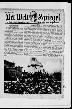 Berliner Tageblatt und Handels-Zeitung vom 05.01.1919
