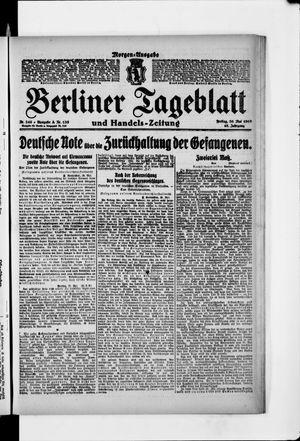 Berliner Tageblatt und Handels-Zeitung vom 30.05.1919