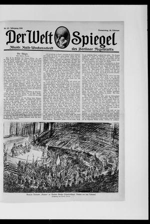 Berliner Tageblatt und Handels-Zeitung on Feb 26, 1920