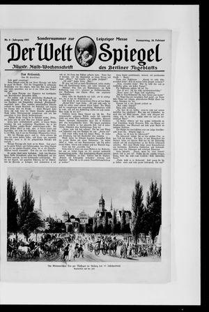 Berliner Tageblatt und Handels-Zeitung vom 24.02.1921