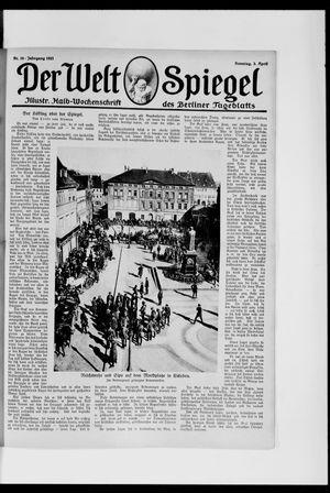 Berliner Tageblatt und Handels-Zeitung vom 03.04.1921