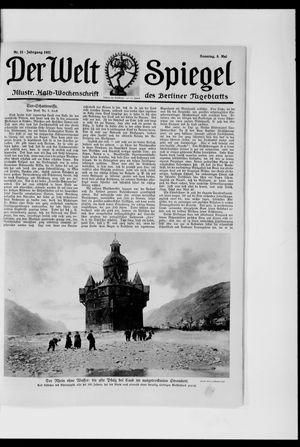 Berliner Tageblatt und Handels-Zeitung vom 08.05.1921