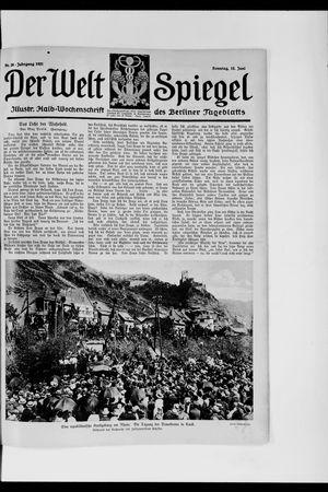 Berliner Tageblatt und Handels-Zeitung vom 12.06.1921