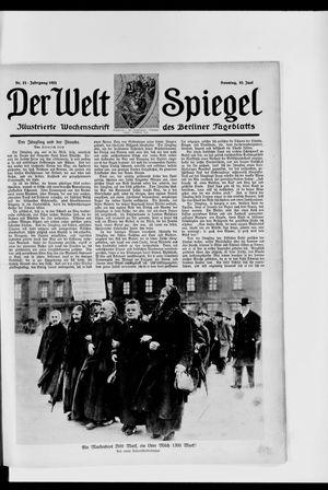 Berliner Tageblatt und Handels-Zeitung on Jun 10, 1923