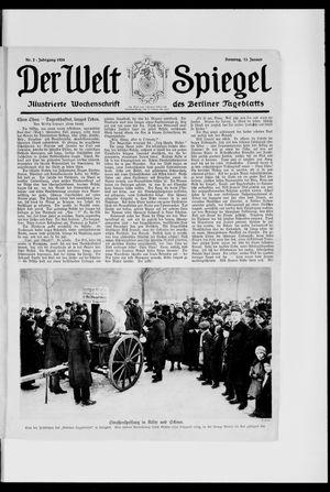 Berliner Tageblatt und Handels-Zeitung vom 13.01.1924