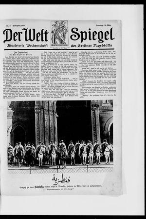 Berliner Tageblatt und Handels-Zeitung vom 30.03.1924