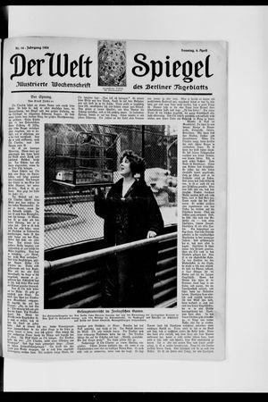 Berliner Tageblatt und Handels-Zeitung vom 06.04.1924