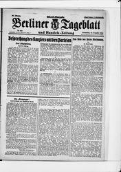 Berliner Tageblatt und Handels-Zeitung (18.12.1924)