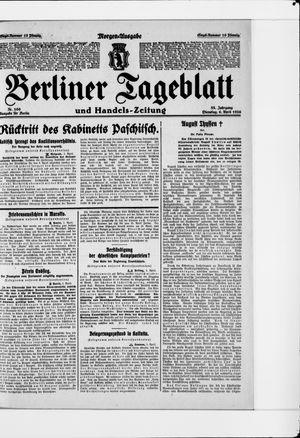 Berliner Tageblatt und Handels-Zeitung vom 06.04.1926