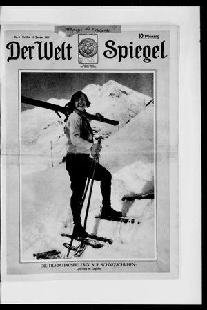 Berliner Tageblatt und Handels-Zeitung vom 16.01.1927