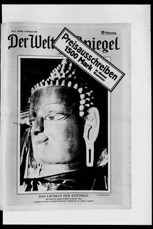 Berliner Tageblatt und Handels-Zeitung vom 05.02.1928