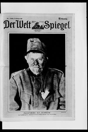 Berliner Tageblatt und Handels-Zeitung vom 12.02.1928
