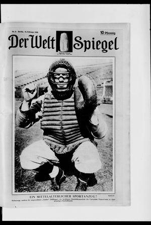 Berliner Tageblatt und Handels-Zeitung vom 19.02.1928