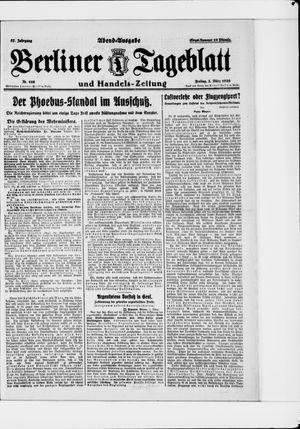 Berliner Tageblatt und Handels-Zeitung vom 02.03.1928