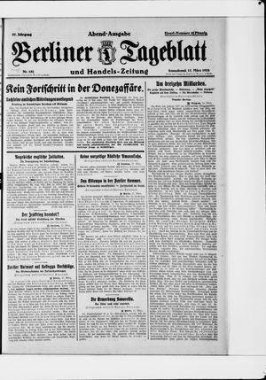 Berliner Tageblatt und Handels-Zeitung vom 17.03.1928