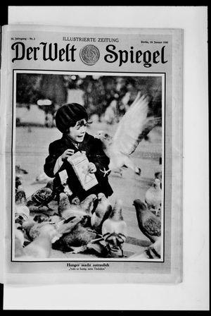 Berliner Tageblatt und Handels-Zeitung on Jan 19, 1930