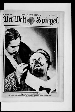Berliner Tageblatt und Handels-Zeitung vom 02.02.1930