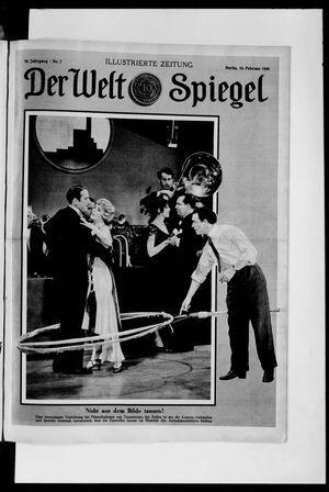 Berliner Tageblatt und Handels-Zeitung on Feb 16, 1930