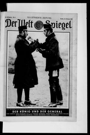 Berliner Tageblatt und Handels-Zeitung vom 23.02.1930
