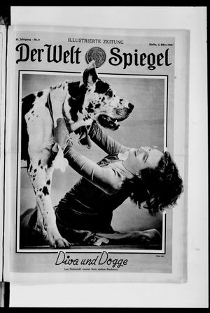Berliner Tageblatt und Handels-Zeitung vom 02.03.1930