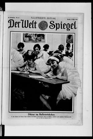 Berliner Tageblatt und Handels-Zeitung vom 09.03.1930
