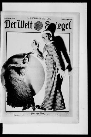 Berliner Tageblatt und Handels-Zeitung vom 16.03.1930