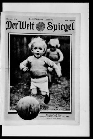 Berliner Tageblatt und Handels-Zeitung vom 06.04.1930
