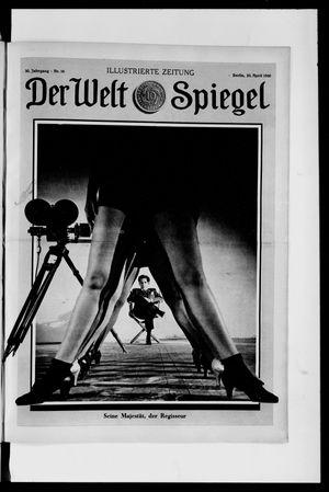 Berliner Tageblatt und Handels-Zeitung vom 20.04.1930