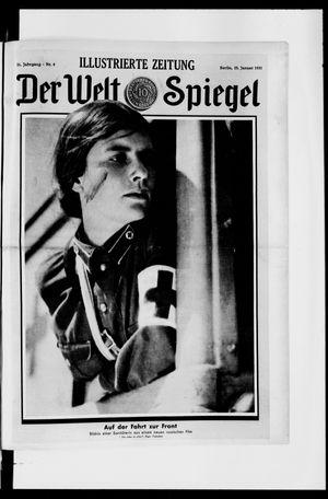 Berliner Tageblatt und Handels-Zeitung on Jan 25, 1931