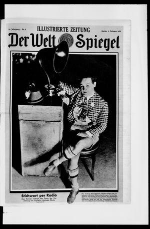 Berliner Tageblatt und Handels-Zeitung vom 01.02.1931