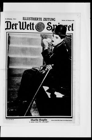 Berliner Tageblatt und Handels-Zeitung on Feb 22, 1931