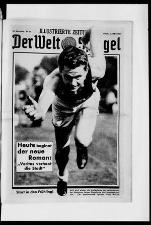 Berliner Tageblatt und Handels-Zeitung vom 22.03.1931