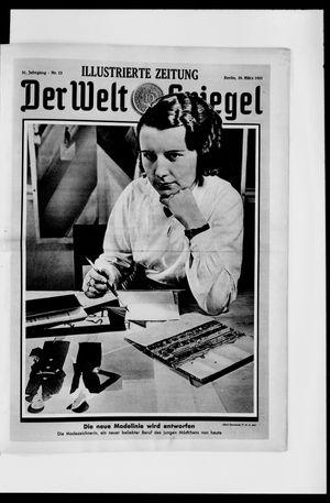 Berliner Tageblatt und Handels-Zeitung vom 29.03.1931