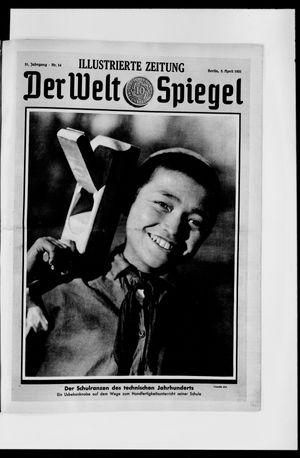Berliner Tageblatt und Handels-Zeitung vom 05.04.1931