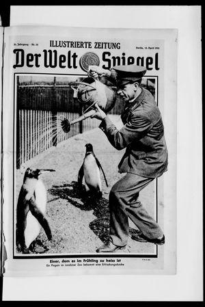 Berliner Tageblatt und Handels-Zeitung vom 12.04.1931