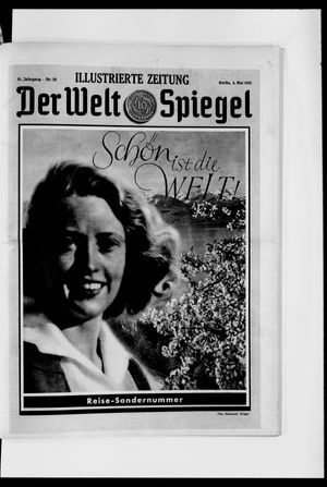Berliner Tageblatt und Handels-Zeitung on May 3, 1931
