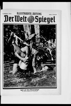 Berliner Tageblatt und Handels-Zeitung vom 17.05.1931