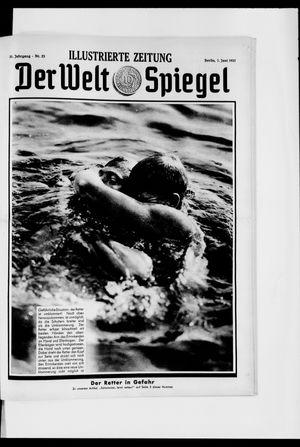 Berliner Tageblatt und Handels-Zeitung vom 07.06.1931