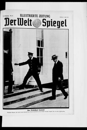Berliner Tageblatt und Handels-Zeitung vom 05.07.1931