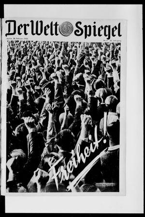 Berliner Tageblatt und Handels-Zeitung on Feb 26, 1933